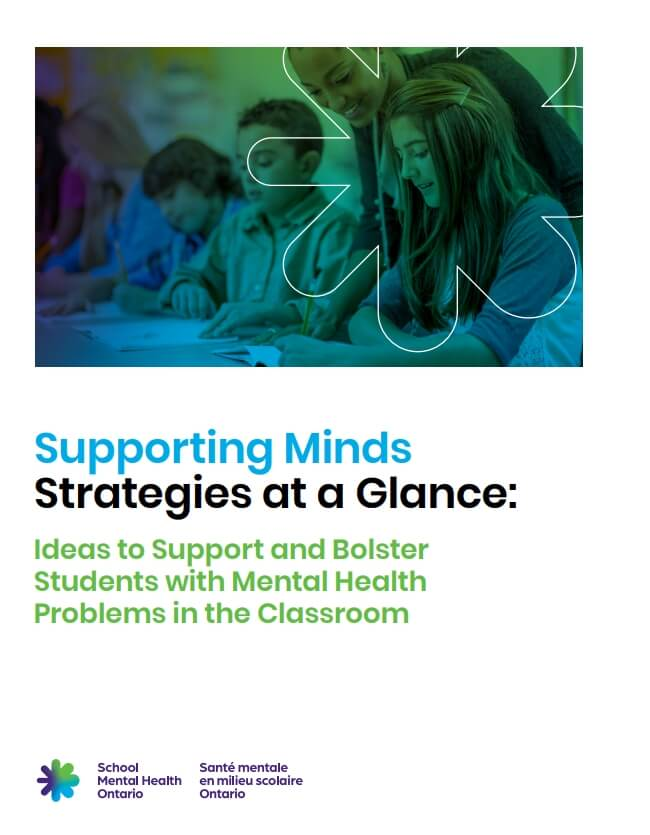 Supporting Minds Strategies at a Glance