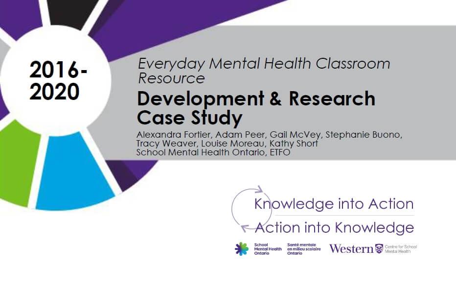 Everyday Mental Health Classroom Resource
