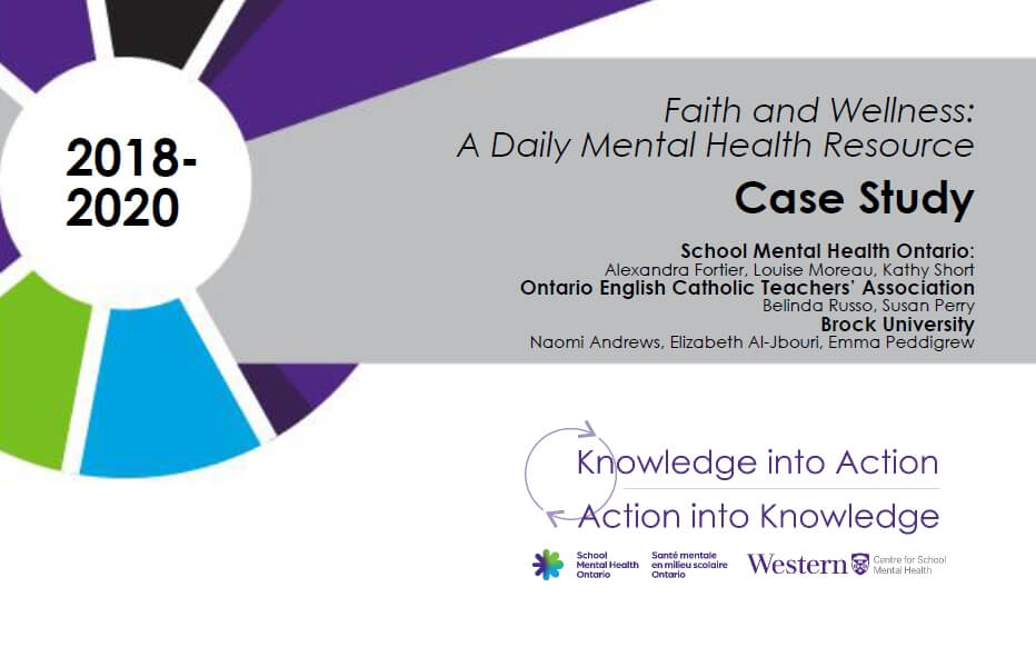 Faith and Wellness: A Daily Mental Health Resource